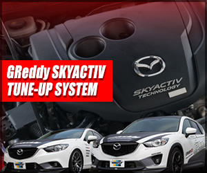 Gready Skyactive TUNE-UP SYSTEM