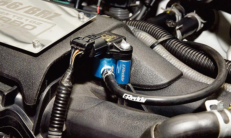 GReddy Pressure Adapter Install Manual
