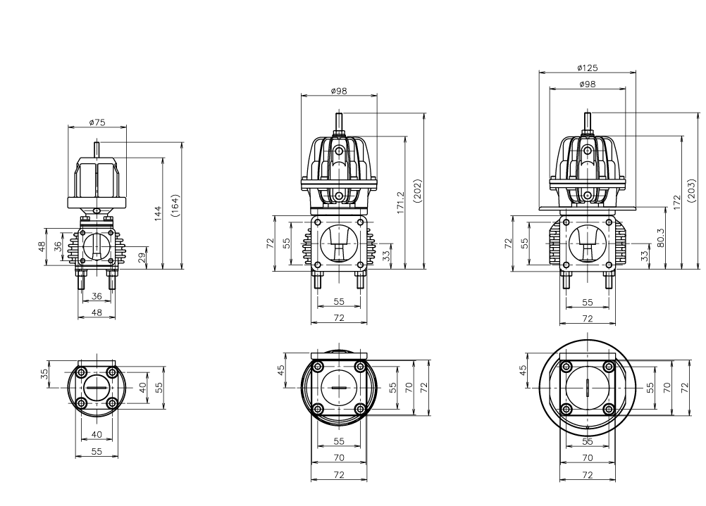 westgate_valve_dimension